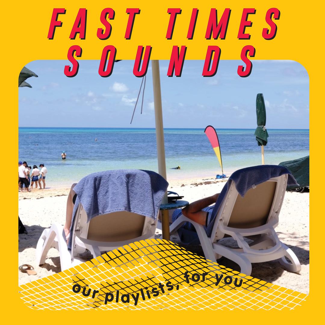 Lachlan's On The Beach Playlist